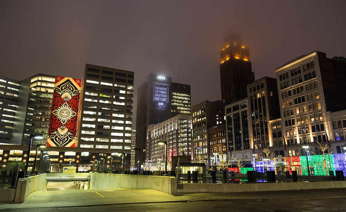 Detroit is our home.