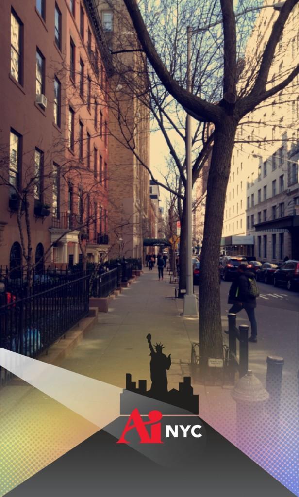 Art Institute NYC - Snapchat Geofilter