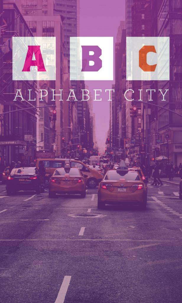 Alphabet City Snapchat Geofilter