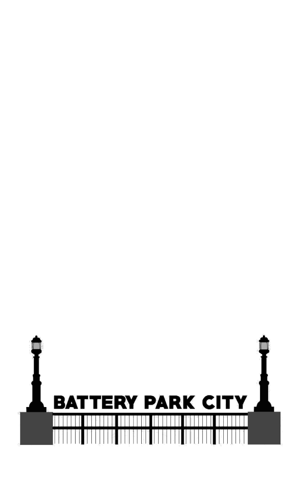 This Snapchat Geofilter is located in Battery City Park in Manhattan, NY.