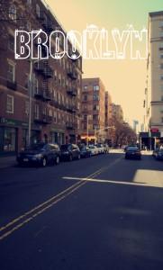 Snapchat Geofilter for Brooklyn, New York.