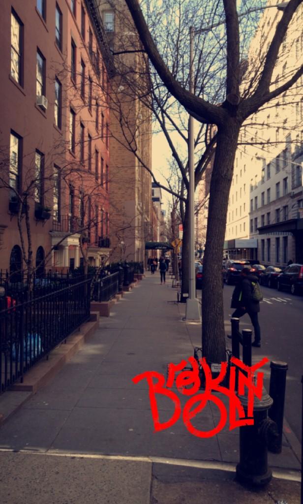 Brooklyn, NY Snapchat Geofilter