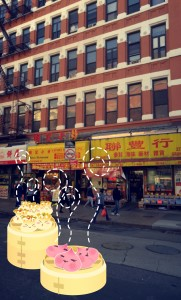 Chinatown Snapchat Geofilter