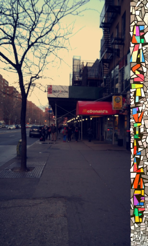 East Village Snapchat Geofilter