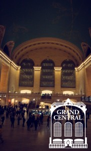 Grand Central Station Snapchat Geofilter