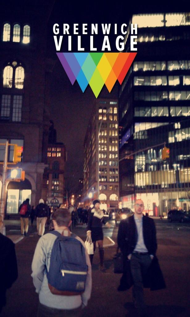 Greenwich Village Snapchat Geofilter