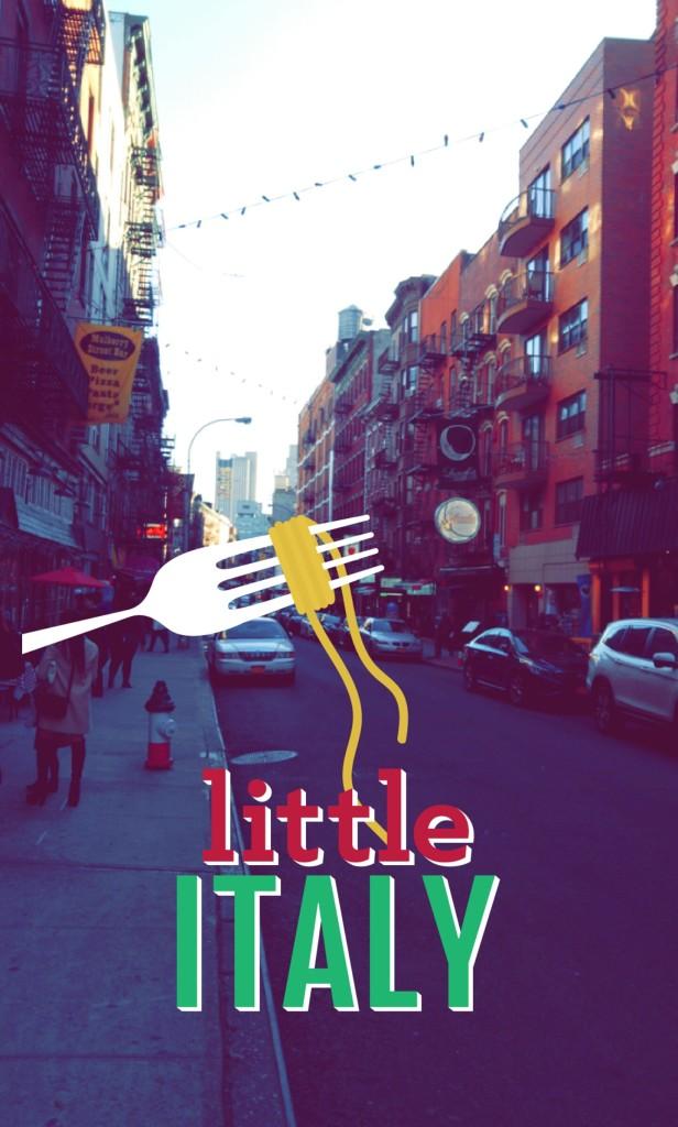Little Italy Snapchat Geofilter