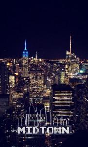 Midtown Manhattan Snapchat Geofilter