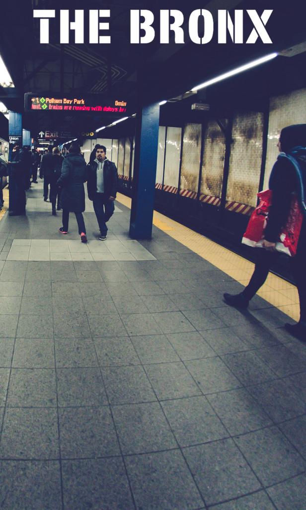 The Bronx Snapchat Geofilter